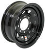 "Dexstar Steel Mini Mod Trailer Wheel - 16"" x 6"" Rim - 8 on 6-1/2 - Black"
