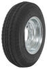 "Kenda 4.80/4.00-8 Bias Trailer Tire with 8"" Galvanized Wheel - 5 on 4-1/2 - Load Range B"