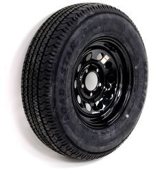 "Kenda Karrier ST205/75R14 Radial Trailer Tire with 14"" Black Mod Wheel - 5 on 4-1/2 - LR C"