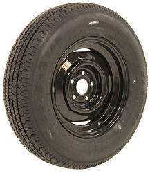 "Karrier ST205/75R15 Radial Trailer Tire w 15"" Wheel with +.5 Offset - 5 on 4-1/2 - Load Range C"