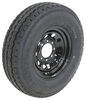 "Kenda Karrier ST235/85R16 Radial Trailer Tire with 16"" Black Mod Wheel - 8 on 6-1/2 - LR E"