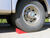 wheel chocks andersen chock camper and leveler
