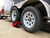 wheel chocks andersen chock trailer rv rapid jack