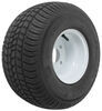"Kenda 215/60-8 Bias Trailer Tire with 8"" White Wheel - 4 on 4 - Load Range C"