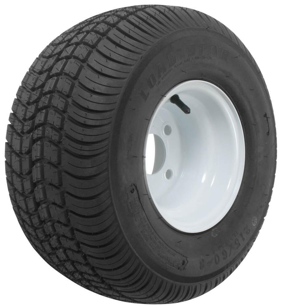 kenda   bias trailer tire   white wheel    load range  kenda tires