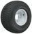 kenda tires and wheels 8 inch 5 on 4-1/2 215/60-8 bias trailer tire with white wheel - load range d
