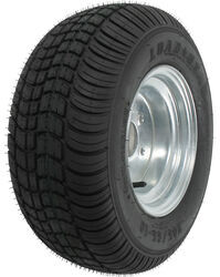 "Kenda 205/65-10 Bias Trailer Tire with 10"" Galvanized Wheel - 5 on 4-1/2 - Load Range D"