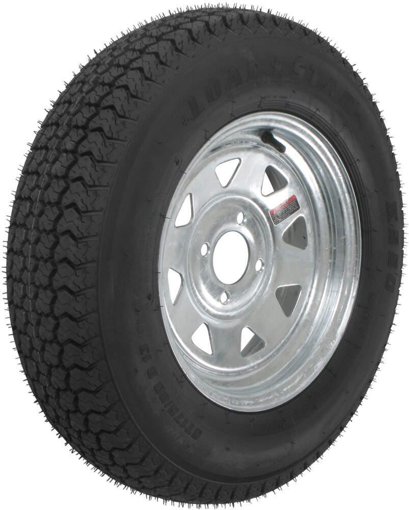 loadstar std bias trailer tire   galvanized wheel    load range  kenda