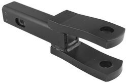 "Convert-A-Ball Cushioned Ball Mount/Clevis/Pintle for 2"" Hitches - 2 Tangs - 10,000 lbs"