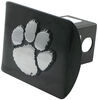 "Clemson University Chrome Logo Mascot Emblem 2"" Hitch Cover"