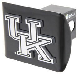Marshall Thundering Herd Black Chrome Buffalo Emblem NCAA Metal Trailer Hitch Cover Fits 2 Inch Auto Car Truck Receiver