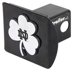 Texas Tech Come and Take It METAL emblem on Black METAL Hitch Cover AMG