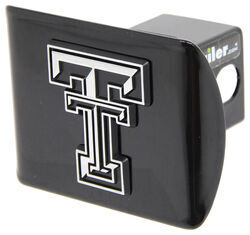 Texas Tech Red Raiders Rubber Trailer Hitch Cover