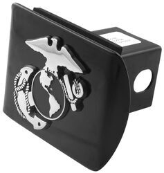 "United States Marine Corps Chrome Emblem 2"" Hitch Cover"