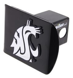 "Washington State University Emblem 2"" Trailer Hitch Receiver Cover"