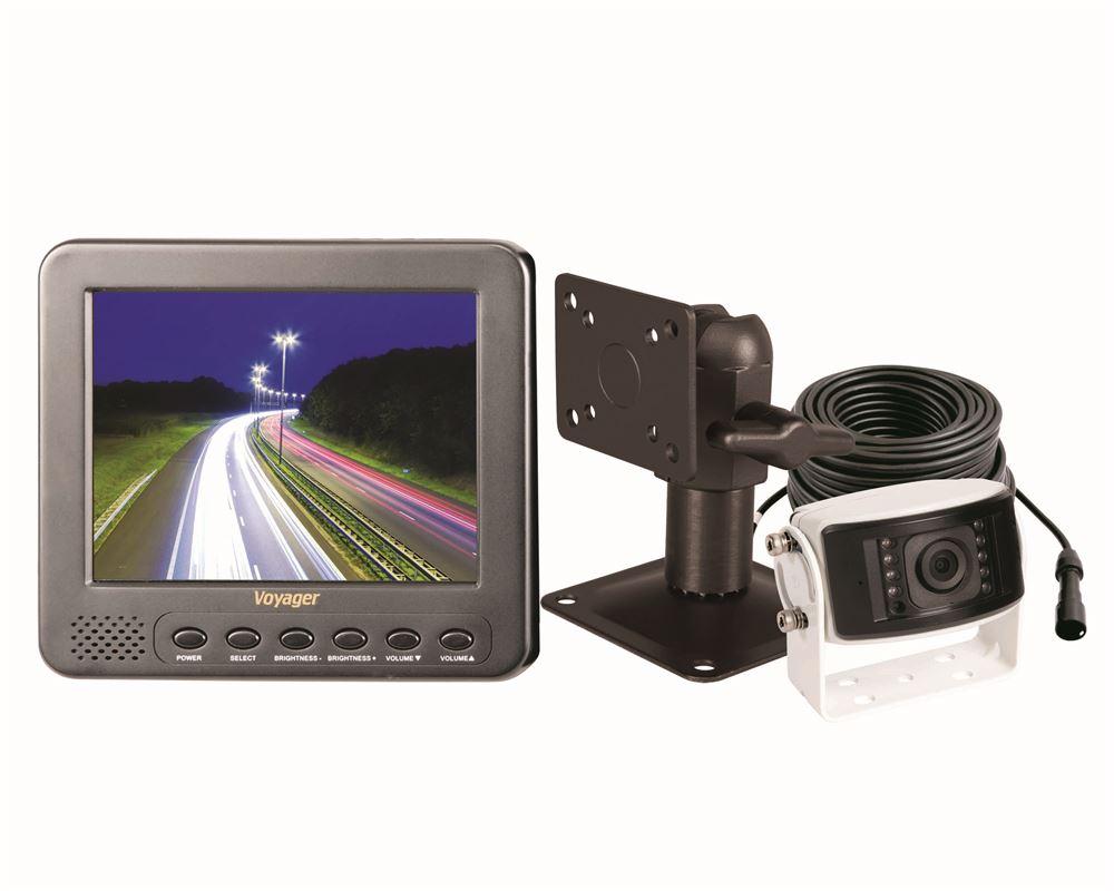 "Voyager Monitor and Camera Kit - 5.6"" Screen Voyager RV ..."