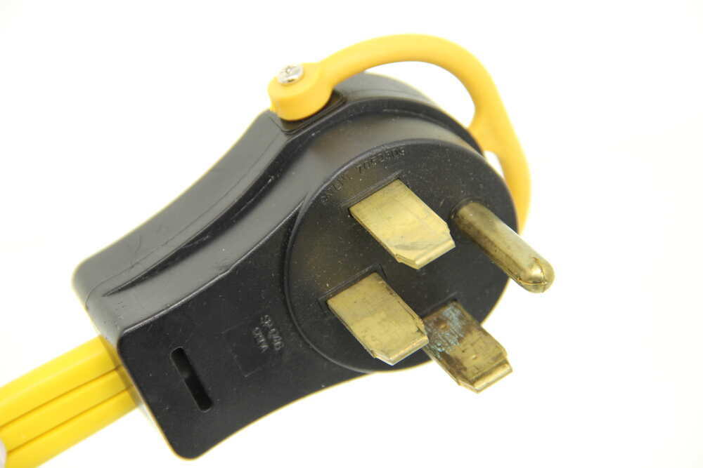 wiring 30 amp rv hookup Rv'ers guide to rv ac electricity troubleshooting [] the above is a typical 30 amp plug remove wire nuts.