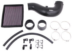 Airaid Jr. Upgrade Kit for Factory Cold Air Intake - SynthaFlow Oiled Filter