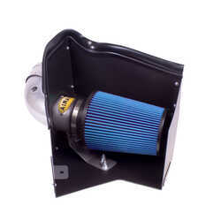 Airaid CAD Cold Air Intake System with SynthaMax Dry Filter - Stage 2 - Open - Blue