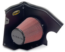 Airaid CAD Cold Air Intake System with SynthaMax Dry Filter - Stage 1 - Open