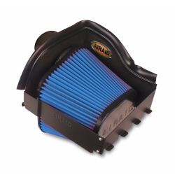 Airaid CAD Cold Air Intake System with SynthaMax Dry Filter - Stage 1 - Open - Blue