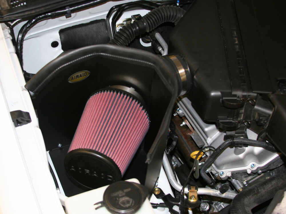 2007 Toyota Tacoma Airaid Cad Cold Air Intake System With