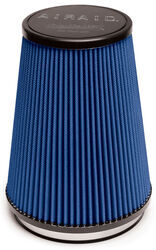 Airaid SynthaMax Universal Replacement Premium Air Filter - Dry - Blue