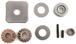 Replacement Bevel Gear and Bearing Kit for Atwood Standard Duty 5th Wheel Landing Gear