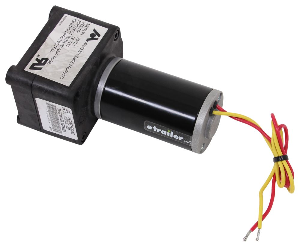 Replacement Short Legged Motor For Atwood Deluxe Power