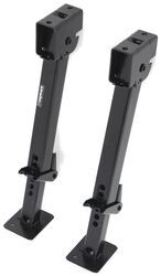 "Atwood Stabilizer Jacks - 6-1/4"" Drop Leg Travel - 21-3/4"" Ext - Black - 1,000 lbs - Qty 2"