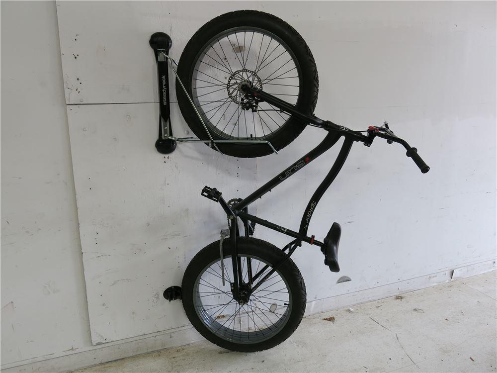 Steadyrack Bike Storage Rack Wall Mount 1 Fat Bike