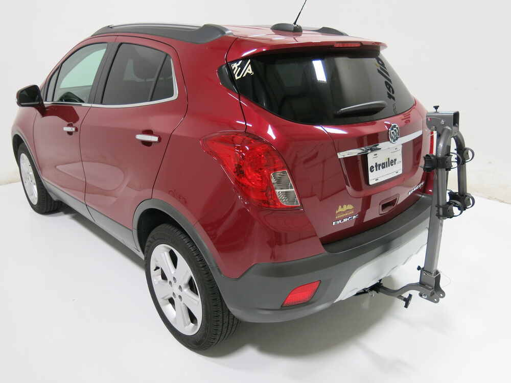 Buick Encore Bike Rack >> kia soul Kuat Beta - Folding 2 Bike Aluminum Rack for 1-1 ...