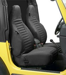 Bestop 2002 Jeep Wrangler Seat Covers