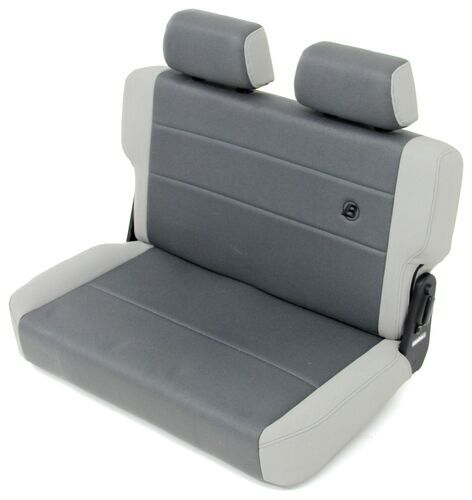 Bestop Trailmax Ii Fold Tumble Rear Bench Seat