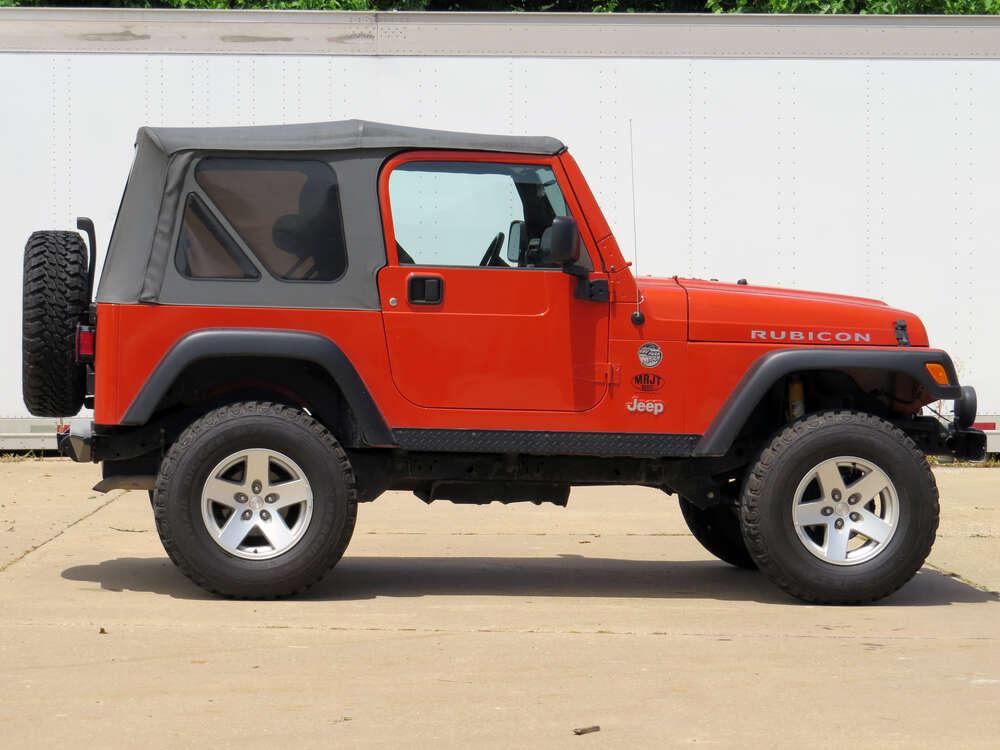 2006 jeep wrangler bumper bestop. Black Bedroom Furniture Sets. Home Design Ideas