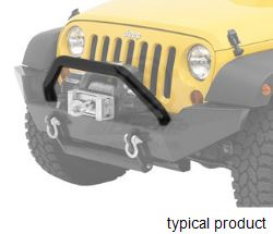 Bestop 2014 Jeep Wrangler Grille Guards
