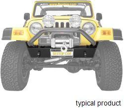 1999 Jeep Wrangler Bumpers Etrailer Com