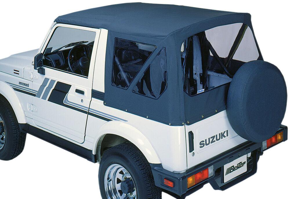 Suzuki Samurai Soft Top Hardware
