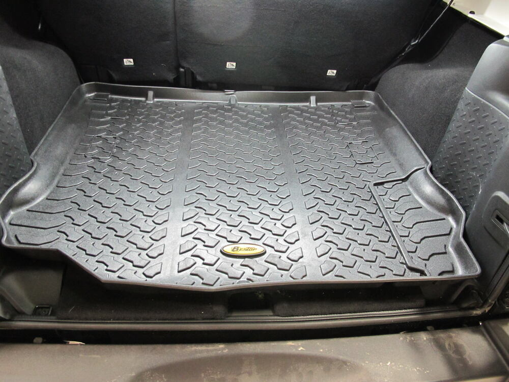 2014 Jeep Wrangler Unlimited Bestop Custom Cargo Area