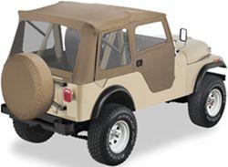1974 Jeep Cj5 Soft Top - Bestop Jeep - 1974 Jeep Cj5 Soft Top