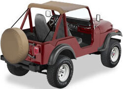 Bestop 1970 Jeep CJ-5 Jeep Tops