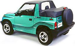 Bestop 1995 Geo Tracker Jeep Tops