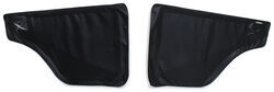 Bestop Soft Lower Half Doors for Jeep - Black