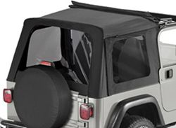 Bestop 2002 Jeep Wrangler Jeep Windows