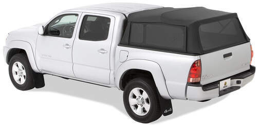 bestop collapsible bed cover for toyota tacoma with 5 foot bed