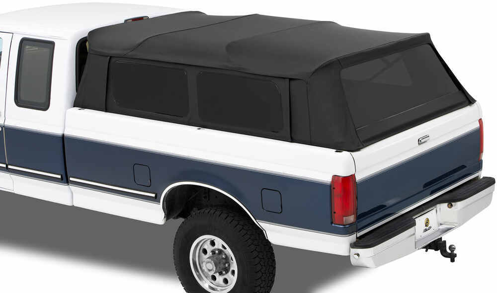 2002 Chevrolet Pickup Silverado Bestop Supertop For Truck