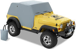 Bestop 2002 Jeep TJ Custom Covers