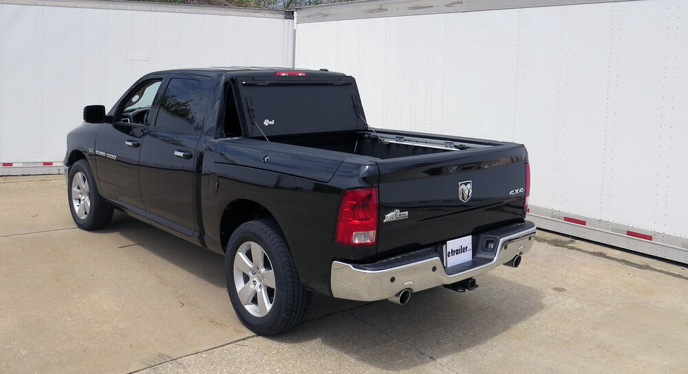 2016 dodge ram 1500 hard folding tonneau covers aluminum. Black Bedroom Furniture Sets. Home Design Ideas