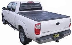 BAKFlip F1 Hard Tonneau Cover - Folding - Aluminum and Fiberglass