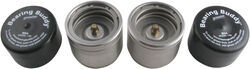 Bearing Buddy Bearing Protectors - Model 1968SS - Stainless Steel (Pair)